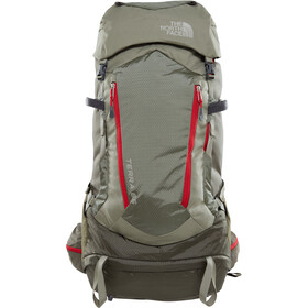 The North Face Terra 65 Zaino rosso verde oliva 0320c2407efe